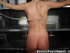 Brutal Punishment - Isabell's captor will stop at nothing to bring her to her knees